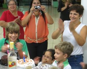 brazilské narozeniny