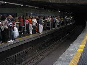 Metro Sao Paulo ve spicce