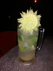typický brazilský drink