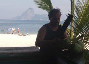brazilské kokosy